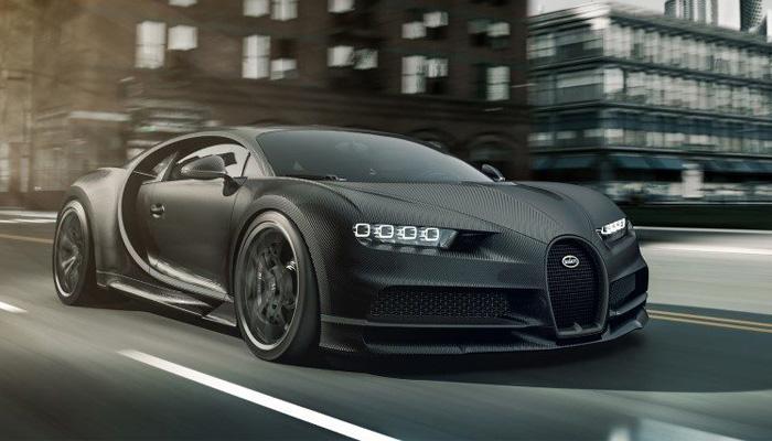สยบทุกเส้นทาง Bugatti Chiron Noire ค่าตัวสูงลิ่วถึง 144 ล้านบาท