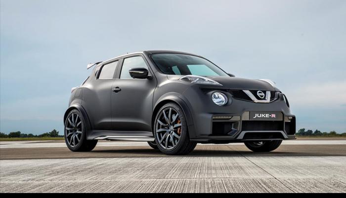 อยากได้ต้องรีบ Nissan Juke-R คันนี้ มีให้จองแค่คันเดียวเท่านั้น