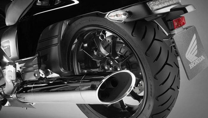 Honda Goldwing F6C เจ้าจอมปีศาจ