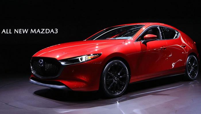 MAZDA3 คว้ารางวัลด้านออกแบบยอดเยี่ยมแห่งปี 2020