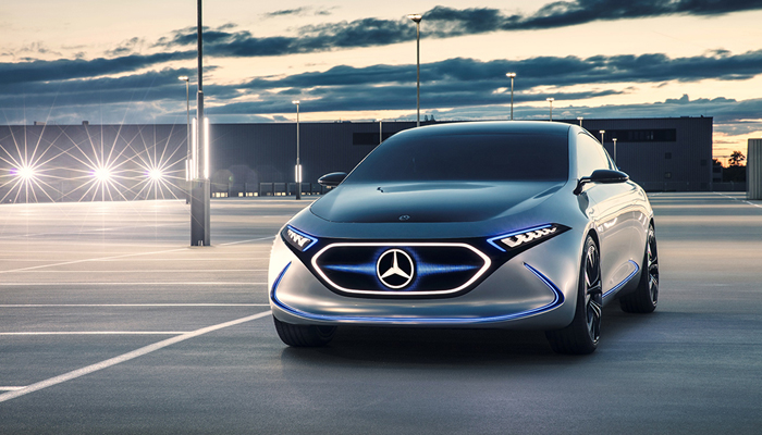 Mercedes ส่งรถไฟฟ้าลงสนามแข่ง กำลังเทียบเท่าแรงม้า 603 ตัว