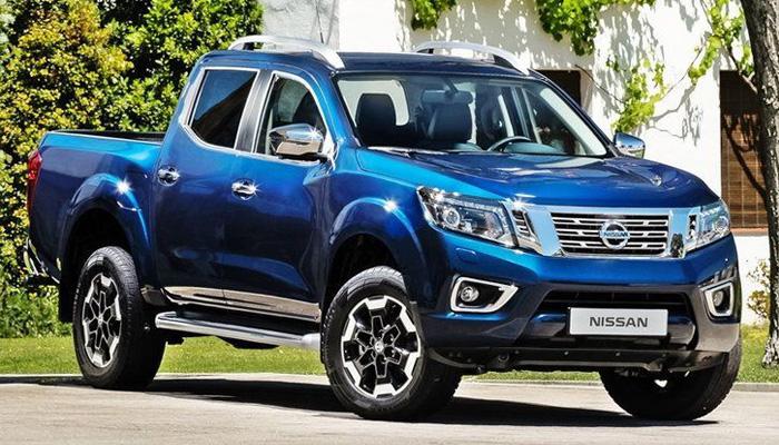 Nissan Navara 2021 จะมีน้ำหนักเบาลง แต่เครื่องยนต์แรงขึ้น