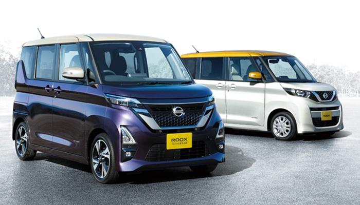 Nissan จับมือ Mitsubishi เปิดตัว Nissan Roox Highway Star