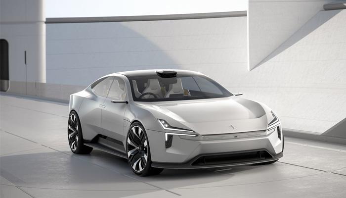 Polestar Precept Concept สวยหรู ดูดีกว่ารถไฟฟ้าทั่วๆ ไป