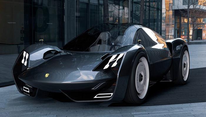 Porsche Exclusive GT รถคูเป้ที่สวยเฟี้ยสไม่แพ้ใคร