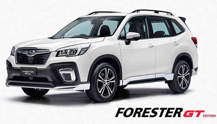 เปิดตัว Subaru Forester GT Edition 2020