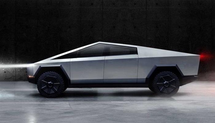 Tesla Cybertruck รถลอยน้ำ ที่จะพาคุณฝ่าไปทุกสมรภูมิ
