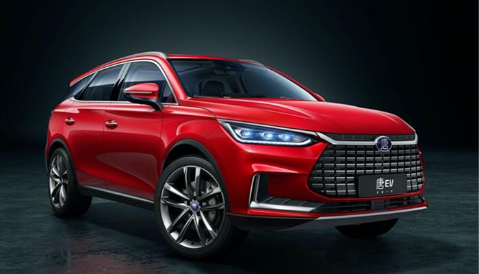 บริษัทรถยนต์ไฟฟ้าจีน เตรียมตัวส่ง BYD Tang EV600 บุกตลาดนอร์เวย์