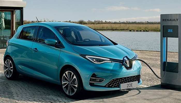 รถยนต์ไฟฟ้าราคาประหยัด ประสิทธิภาพเกินคุ้ม Renault ZOE 2020