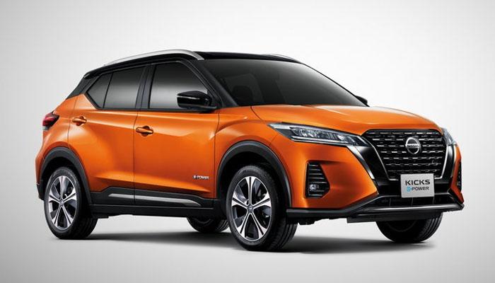 All-new Nissan Kicks e-Power สเปคโดนใจ ราคาโดนเลย