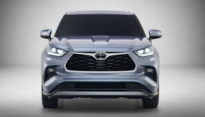 Kluger 2021 รถไฮบริดอเนกประสงค์ 7 ที่นั่ง จาก Toyota