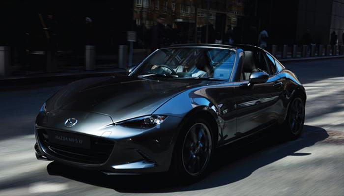 New Mazda MX-5 RF เสร็จสมบูรณ์ พร้อมวางจำหน่ายแล้ววันนี้