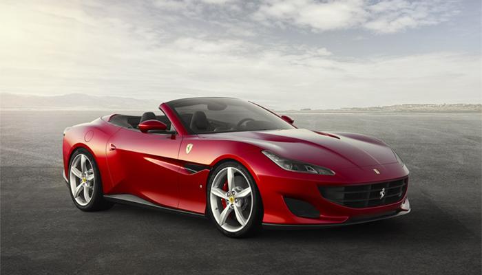 เปิดตัวตามมาติดๆ Ferrari เตรียมการรอเปิดตัว Portofino ในปีนี้
