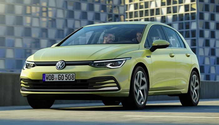 Volkswagen Golf 8 รุ่นมาตรฐาน เริ่มต้นที่ 19995 ยูโรเท่านั้น