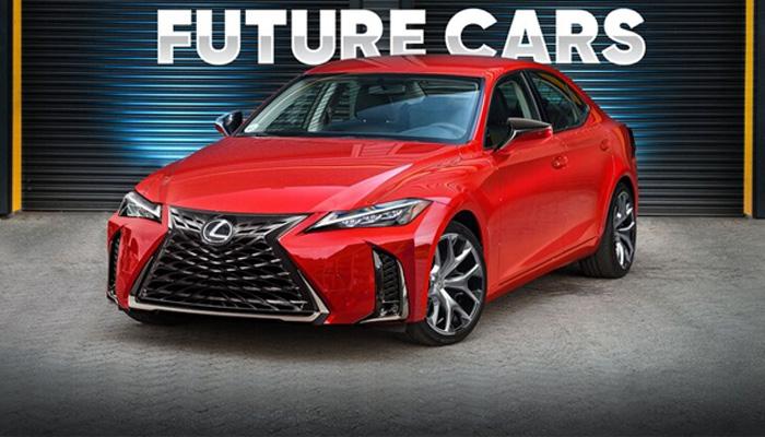 ขอเชิญพบกับ All-new Lexus IS 2021 เปิดตัวแล้ววันนี้