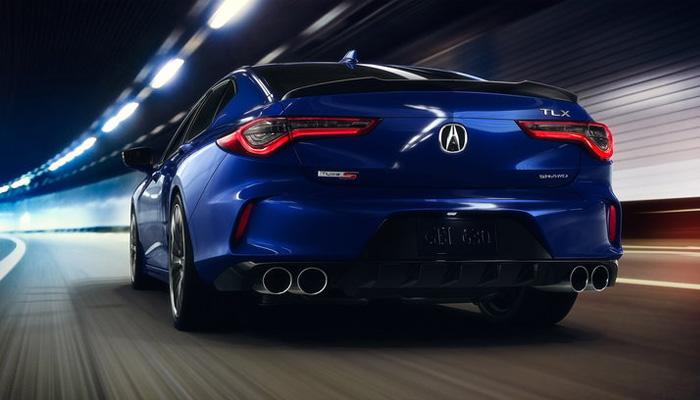 อยากรู้สเปค Acura TLX 2021 รุ่น Type S อยู่ใช่มั้ย เราตอบคุณได้นะ
