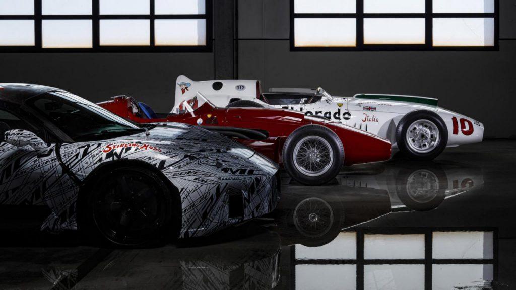 ารแข่งรถระดับตำนาน สู่ Maserati MC20