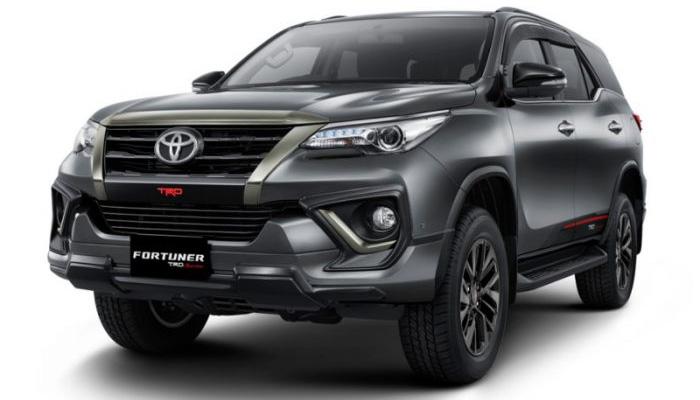 All-new Toyota Fortuner 2020 รถอเนกประสงค์คันใหม่ที่น่าจับตามอง