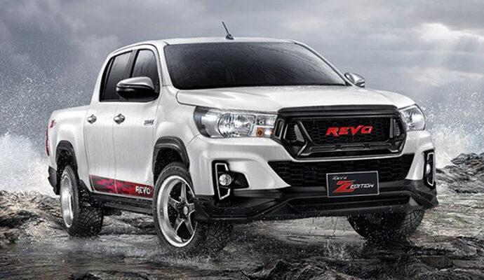 All-new Toyota Hilux Revo 2020 รถกระบะดาวเด่นแห่งปี