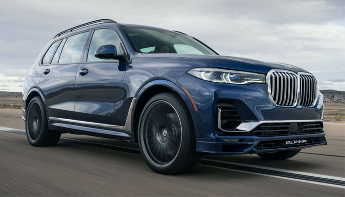 BMW Alpina XB7 จะเริ่มขายปีนี้ ด้วยราคา 4.5 ล้าน