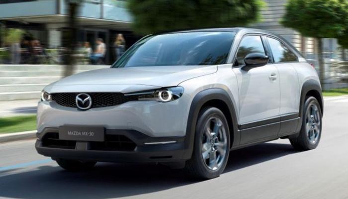 Mazda MX-30 รถไฟฟ้าญี่ปุ่นที่กำลังจะเตรียมบุกตลาดยุโรป