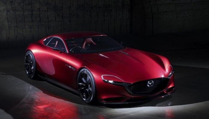Mazda RX-Vision GT3 Concept จากเกม Gran Turismo