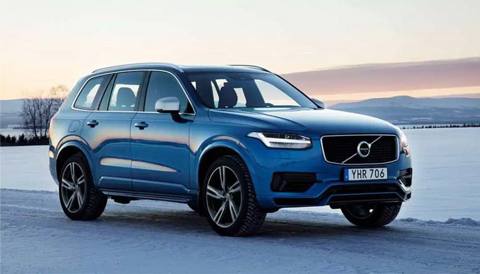 Volvo รุ่นใหม่ขับได้เร็วไม่เกิน 180 กม./ชม.