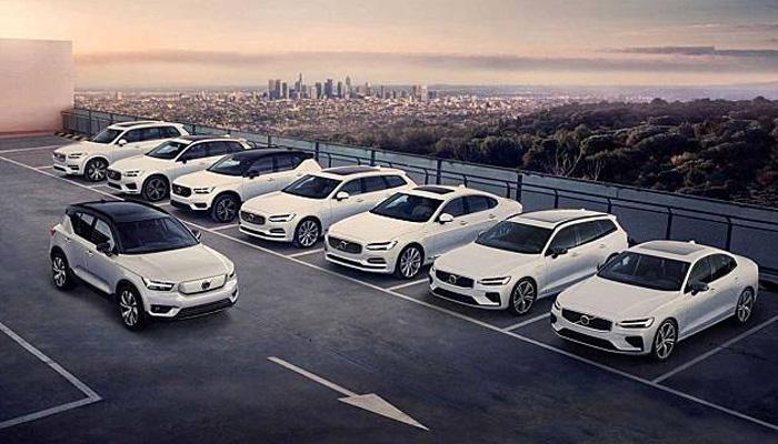 Volvo ออกโปรแรงลดสูงสุด 900000 บาท ถึงสิ้นเดือนมิถุนายนนี้เท่านั้น