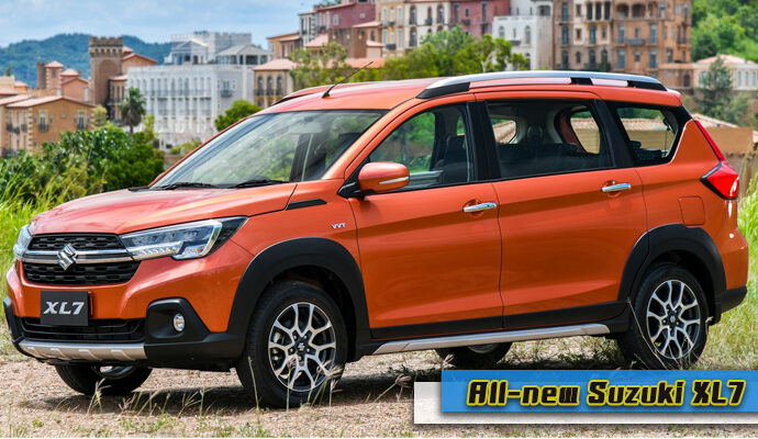 All-new Suzuki XL7 จะเอาชนะวิกฤตเศรษฐกิจลูกใหญ่ไปได้หรือไม่