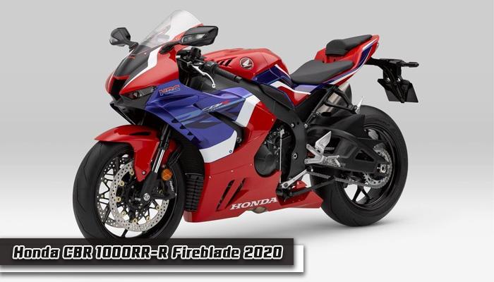Honda CBR 1000RR-R Fireblade 2020