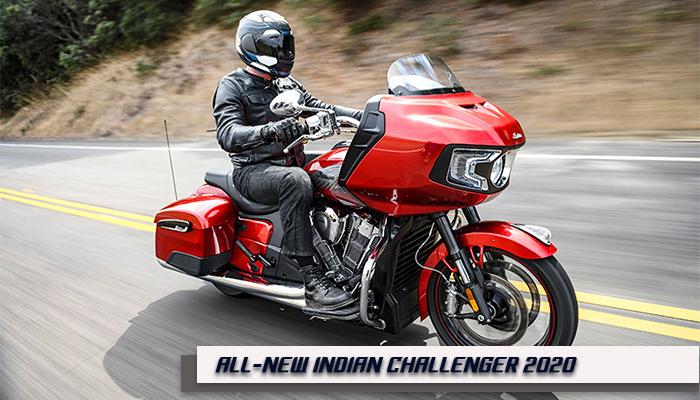 รีวิว All-new Indian Challenger 2020  หากท่านมีความชื่นชอบในรถจักรยานยนต์ในสไตล์ครูเซอร์ แต่รู้สึกเบื่อกับรูปลักษณ์และการดีไซน์แบบเดิมๆ ของมัน ขอแนะนำ All-new Indian Challenger 2020