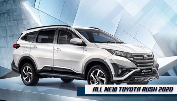 All New Toyota Rush 2020