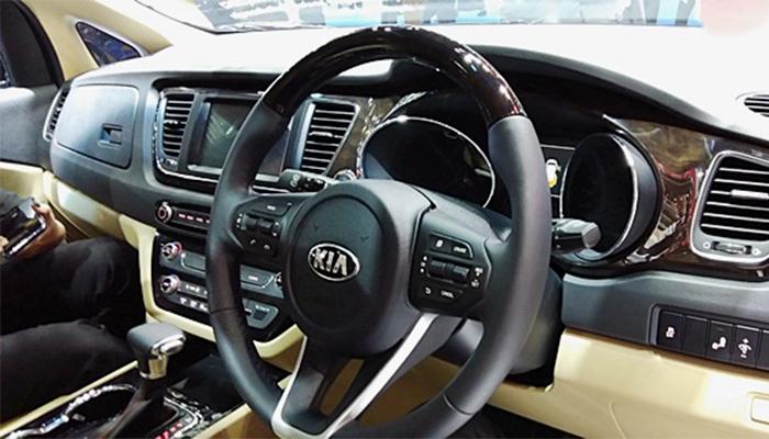 KIA เปิดตัวรถรุ่นใหม่