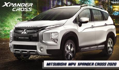 Mitsubishi MPV Xpander Cross 2020