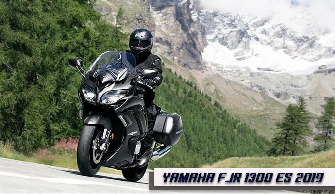 YAMAHA FJR 1300 ES 2019