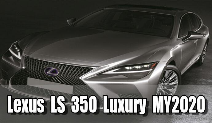 Lexus LS 350 Luxury MY2020