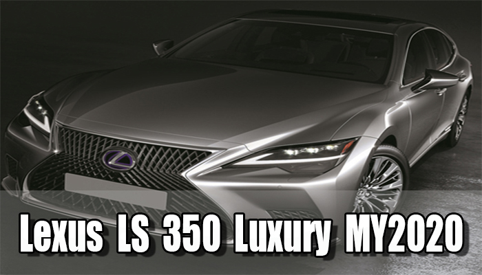 Lexus LS 350 Luxury MY2020