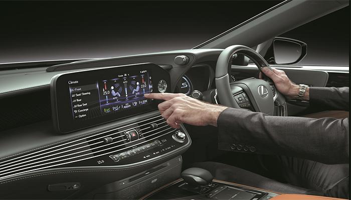 รีวิวรถยนต์รุ่น Lexus LS 350 Luxury MY2020