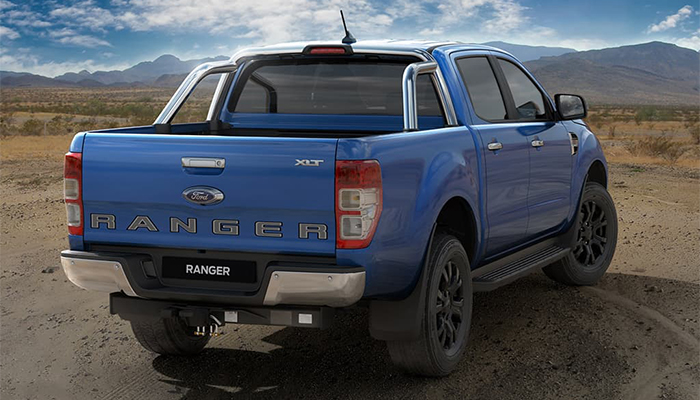 Ford Ranger รุ่น WildtrakและXLT