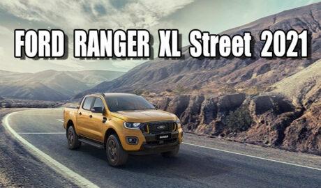 FORD RANGER XL Street 2021
