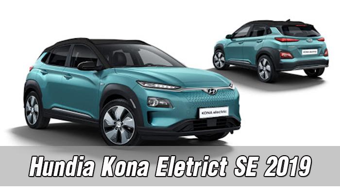 รีวิวรถยนต์รุ่น Hundia Kona Eletrict SE 2019