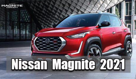 ถอยรถใหม่ช่วงนี้แต่งบน้อย ต้องนี่เลย Nissan Magnite 2021
