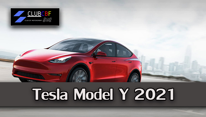 Tesla Model Y 2021 เปิดตัวด้วยราคาต่อดีใจ