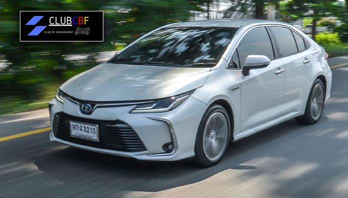 10 อันดับรถยนต์ไฮบริดที่ดีที่สุด 2021