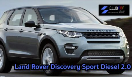 Land Rover Discovery Sport Diesel 2.0