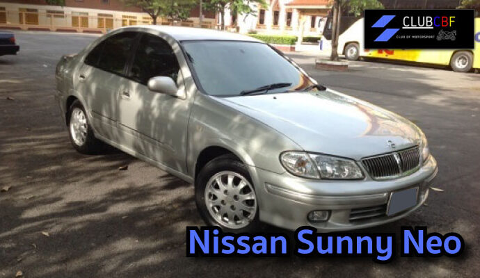 Nissan Sunny Neo